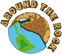logo around the rock